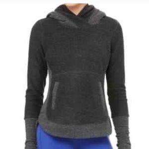 ALO Yoga Hooded Fleece Sweatshirt